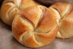 Receitas de Pão | Pão Rústico