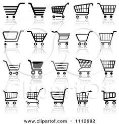 An basket, cart icon in the top corner of your screen instantly tells you the type of application or website you are using. It has become universally synonymous with e-commerce Shoping Cart, Shopping Cart Logo, Icon Design, Logo Design, Graphic Design, App Design, E Commerce, Cart Icon, Doodles
