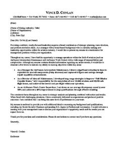 It Sales Cover Letter Example  Cover Letter Example Letter