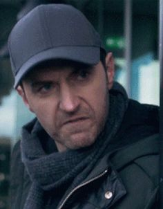 F**k you! Berlin Station: Season 1 (2016). I know this feeling, too.