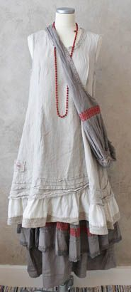 DIY undergarment with skandinavian elements - Östebro