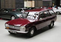 Peugeot 504 Break Diesel 1.Besitz 51484 km original als Kombi in Berlin