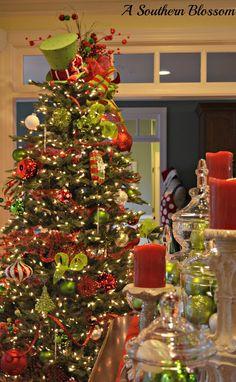 A Southern Blossom: A Holly Jolly Christmas