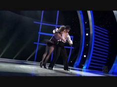 Two amazing routines, Kathryn and Ryan (cha cha cha) and Kathryn's Solo.     I really hope she can go all the way and win.