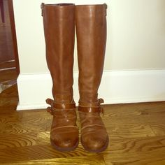 Steve Madden Riding Boots Cute boots. like the style but not the price? Make an offer Steve Madden Shoes Winter & Rain Boots