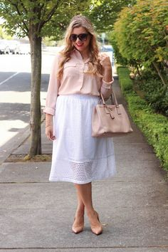 why you need to wear eyelet this summer
