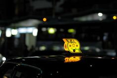 Japanese Taxi Toplights