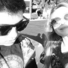 Sabrina Carpenter & Bradley Steven Perry