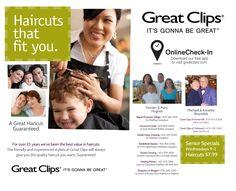 6.99 Great Clips Coupon 2020 | Great Clips Coupons | Great Clips Coupon 2020 Shopping Coupons, Shopping Hacks, Cool Haircuts, Hairstyles Haircuts, Great Clips Haircut, Great Clips Coupons, Simple Shampoo, Free Haircut, Clip Free
