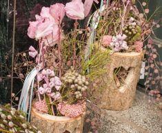 Wicker Baskets, Pastel, Spring, Plants, Home Decor, Cake, Decoration Home, Room Decor, Plant