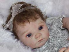 NAOMI'S NURSERY- BEAUTIFUL REBORN BABY GIRL ( SUZE BY ADRIE STOETE) | eBay