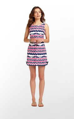 Lily Pulitzer Delia Dress and Everyone Needs Some Whales!!