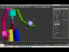 Link Constraints 3D Studio MAX