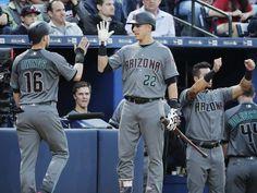 May 06, 2016 Arizona Diamondbacks v Atlanta Braves