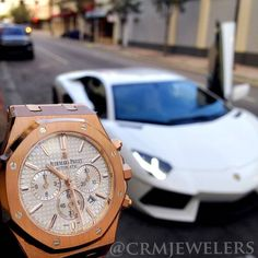 41mm AP in Rose Gold. Unworn and Complete. $42000. Contact us for Purchasing Information