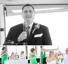 A toast to the newly weds on the Seneca Legacy in Watkins Glen New York | All Images Copyright © 2014 Timeless Treasures Photography | www.savingyourmemories.com