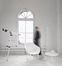 RoomOnTheRoof, Amsterdam, 2015 - @i29interiors #white #interiors