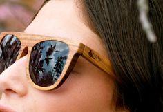 Proof eyewear! Made from wood!