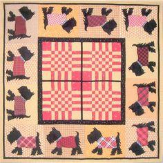 "American Jane Pattern ""Puppy Parade"""