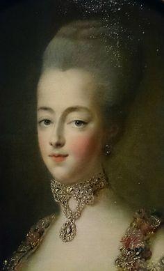 Tea at Trianon: Marie-Antoinette in 1773                                                                                                                                                     More