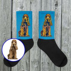 Shop unique piece of art of your pet. Ultimate foot accessory for dog lover. Custom Pop Art of your pet. Women and Men fashion. Made in USA.