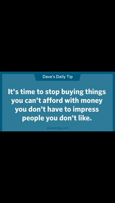 Dave Ramsey- whoa aint that the truth! Financial Guru, Financial Quotes, Financial Peace, Dave Ramsey Mutual Funds, Motivational Thoughts, Inspirational Quotes, Mo Money, Money Budget, Total Money Makeover