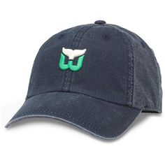 Hartford Whalers American Needle Conway Ripstop Adjustable Hat - Navy -   29.99 faf151613