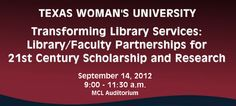 Check It Out: A Forum for a 21st-Century Academic Community