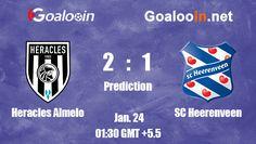 Heracles Almelo2-1 SC Heerenveen