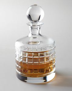 London Round Decanter by Waterford at Neiman Marcus.