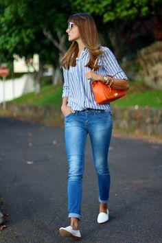 30 Sneaky Ways to Incorporate Orange Into Your Fall Wardrobe Orange Handbag, Orange Purse, Chic Outfits, Trendy Outfits, Fashion Outfits, Fashion Trends, Girl Outfits, Fashion Tips, Fall Handbags