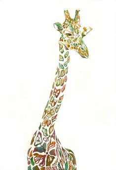 1000 images about giraffe tattoos on pinterest giraffe