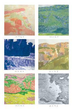Paul Cox, paysages Pour beaucoup, Paul Cox est une figure tutélaire des arts graphiques contemporains, revigorant régulièrement des pans entiers de la discipline. Ses séries d'affiches, ses livres...