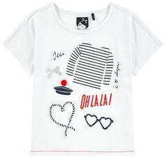 T-shirt illustré - 157820