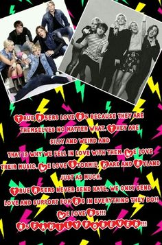This is my opinion of what a true R5er should be!! Edit made by Kaitlyn's Collages (kaitlynbeasley1)!! If you want one please comment what you want!!! If you repin please give credit!! :)