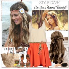 """Love this """"hippy"""" look! Hippy, Hippie Gypsy, Hippie Chic, Passion For Fashion, Dress To Impress, Boho Chic, Style Me, Fashion Beauty, Cute Outfits"""
