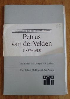 Uniek; Map met origineel materiaal gebruikt voor de uitzending van De wereld van Boudewijn Büch over Petrus van der Velden  - 1995