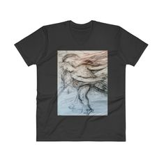 Buy unique print-on-demand products from independent artists worldwide or sell your own designs at the drop of an image! Online Printing, Mens Tops, T Shirt, Stuff To Buy, Design, Supreme T Shirt, Tee Shirt, Tee