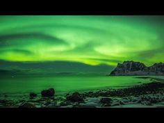 LOFOTEN : A Time-Lapse of the Northern Lights & Arctic Archipelago - YouTube