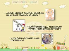 gelişim alanları scamper yöntemi ile etkinlik (1) School Teacher, Primary School, Pre School, Toddler Activities, Activities For Kids, Montessori Math, Question Mark, Play Therapy, School Counseling