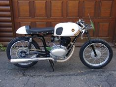 gilera 125s cafe racer | two wheels good | pinterest | wheels
