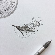 12.5K vind-ik-leuks, 33 reacties - K E R B Y R O S A N E S (@kerbyrosanes) op Instagram: 'Geometric Beasts | Penguin ---- Still getting hundreds of emails and messages about my work getting…'