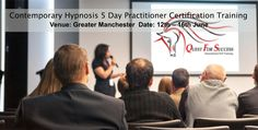Interested in our Contemporary ‪#‎Hypnosis‬ 5 Day ‪#‎Practitioner‬ course? - If you would like to know more call the office on 0845 467 3039 or email enquiries@qfscoaching.co.uk