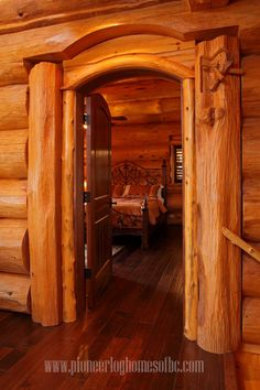 Log Home Decorating - Into Interesting log suggestions. For more truly inspiring examples jump to the link to read the article idea reference 9336412542 now. Log Cabin Kits, Log Cabin Homes, Cabins, Mountain Home Exterior, How To Build A Log Cabin, Log Home Interiors, Log Home Decorating, Diy Home Decor Easy, Timber House