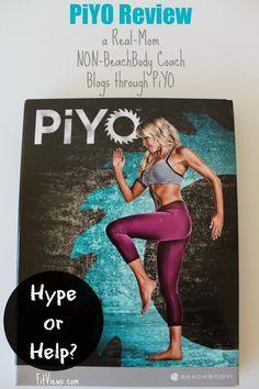 Hype or Help: Chalene Johnson's Piyo Workout