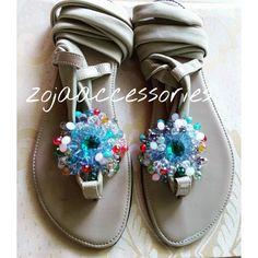 Buenas tardes chic@s!! Nuevas sandalias! En Cristales Disponibles por orden: @zojaaccessories/ 829 342 1438 (whatsapps) #zojaccessories #zojastudiosantodomingo #fullcolour #intafashion #instablogger #fashion #mujer #musthave #women #summer2015 #carribbean #jewelrydesigner