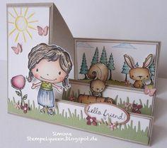Simone Schwagler - Sweetest Summer Step Up Card