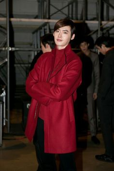 [FANPICS] Lee Jong Suk @ Solid Homme's 25th Anniversary F/W Woo Young Mi Collection in Samsung Coex Mall HALL D_2 <MOMENTO: 130419 우영미 SOLID HOMME 25주년 F/W 2013-런웨이 gall.dcinside.com/jongsuk/55931>