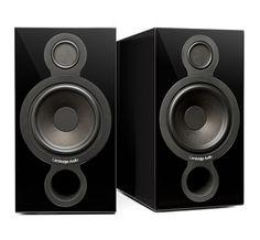Cambridge Audio Aeromax 2 Bookshelf Speakers - Black