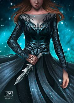 ACOWAR Cover by Jo Painter